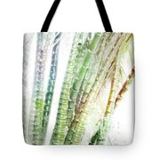 Bamboo Forest Watercolor Tote Bag