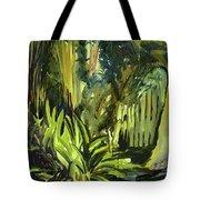 Bamboo Garden I Tote Bag