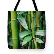 Bamboo Green Tote Bag