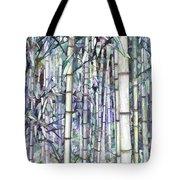 Bamboo Grove Tote Bag