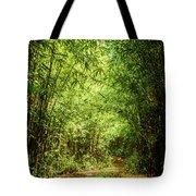 Bamboo Hike Tote Bag