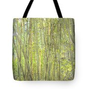 Bamboo In San Diego Zoo Tote Bag