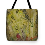 Bamboo In The Forest Tote Bag