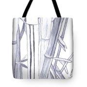 Bamboo Shade Tote Bag