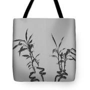 Bamboo Shutes Tote Bag