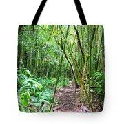 Bamboo Trail Tote Bag