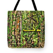 Bamboo View Tote Bag