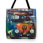 Bamf-vw Microbus Tote Bag