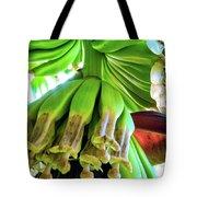 Banana Bells Tote Bag