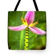 Banana Flower 2 Tote Bag