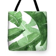 Banana Leaves  3 Tote Bag