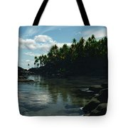 Banana River Tote Bag