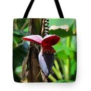 Banana Tree --plantain II Tote Bag