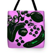 Bananas Are Not The Only Fruit Purple Tote Bag