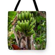 Bananas In Africa Tote Bag