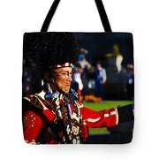 Band Leader Tote Bag