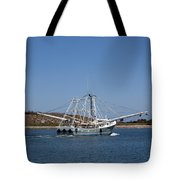 Band Of Gold Departing Cape Canaveral Tote Bag