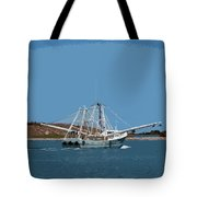 Band Of Gold Departing Port Canaveral Tote Bag