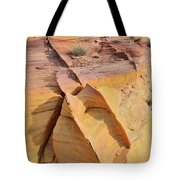 Band Of Gold In Valley Of Fire Tote Bag