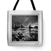 Bandon Beach 1 Tote Bag
