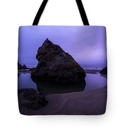 Bandon Beach Tote Bag