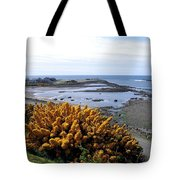 Bandon Harbor Entrance Tote Bag
