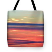 Bands Of Colour Three  Tote Bag