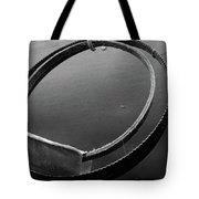 Bandsaw Blade Tote Bag