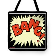 Bang Bang Baby Tote Bag
