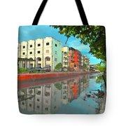 Bangkok Reflections Tote Bag