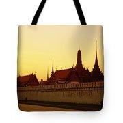 Bangkok Royal Palace Complex Tote Bag