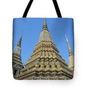 Bangkok, Wat Po Tote Bag