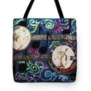 Banjos Tote Bag