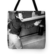 Bank Holdup, 1973 Tote Bag