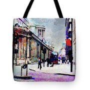 Bank Tote Bag
