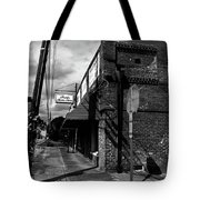 Bank Street Tote Bag by Valeria Donaldson