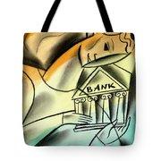 Banking Tote Bag