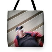 Banned Face Tote Bag