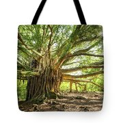 Banyan Star Tote Bag
