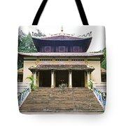 Bao Tang Temple Ho Chi Minh City Tote Bag