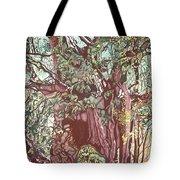 Baoba In Foliage Tote Bag