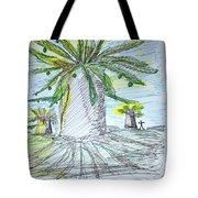 Baobab Grove Tote Bag