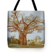 Baobab Tree Of Africa Tote Bag