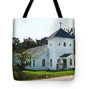 Baptist Church Tote Bag