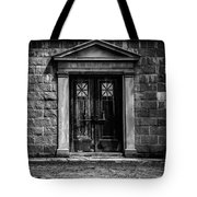 Bar Across The Door Tote Bag