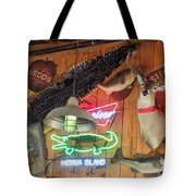 Bar Decor Tote Bag