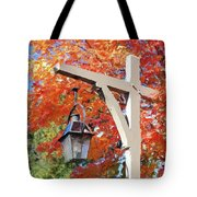 Bar Harbor Color Tote Bag