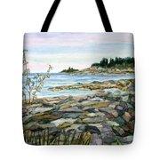 Bar Harbor Tote Bag