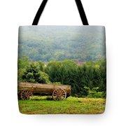 Baraboo Hillside Tote Bag