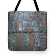 Barb  Wire Tote Bag